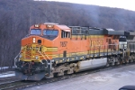 BNSF on the Hump