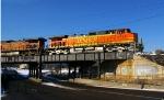 BNSF 5494 East