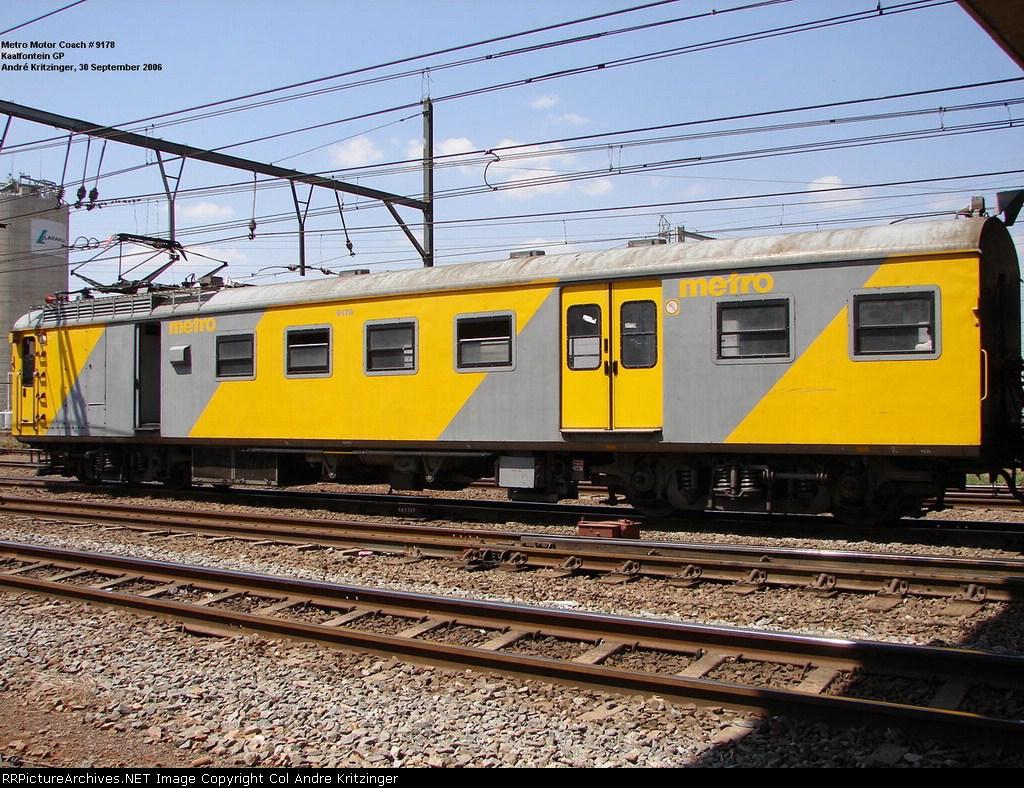 SAR Class 5M Motor Coach (Type 2 L)