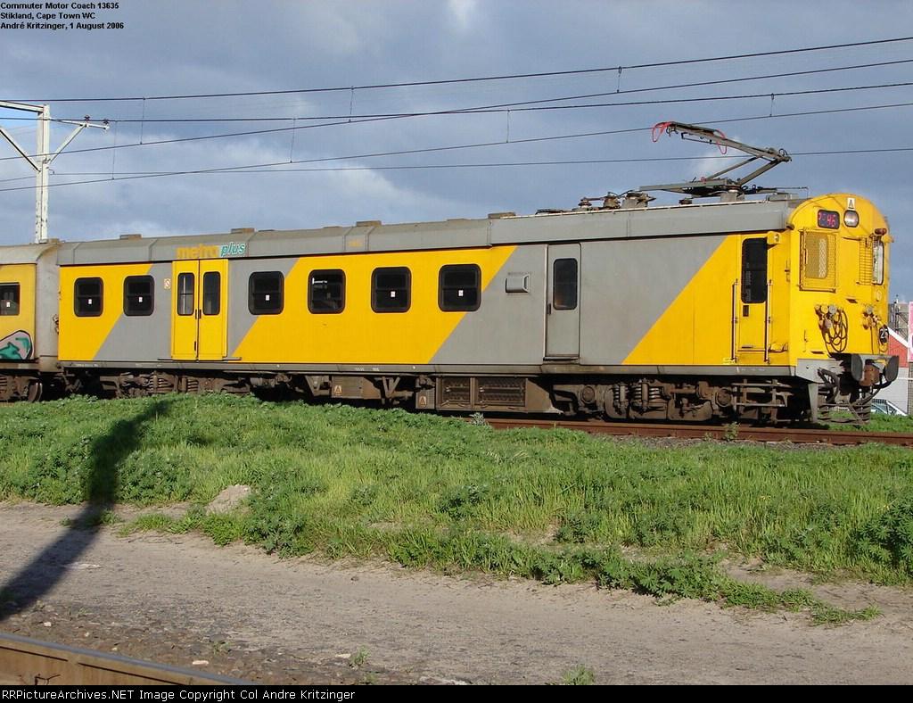 SAR Class 5M Motor Coach (Type 2 R)