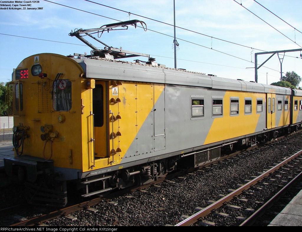 SAR Class 5M Motor Coach (Type 3 L)