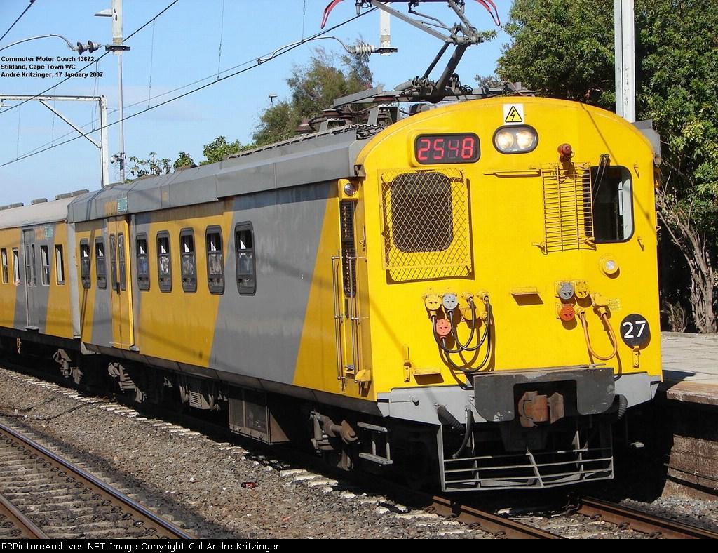 SAR Class 5M Motor Coach (Type 3 R)