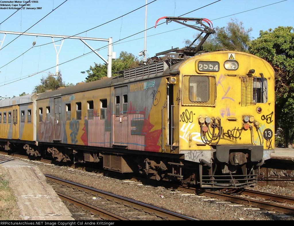 SAR Class 5M Motor Coach (Type 4 R)