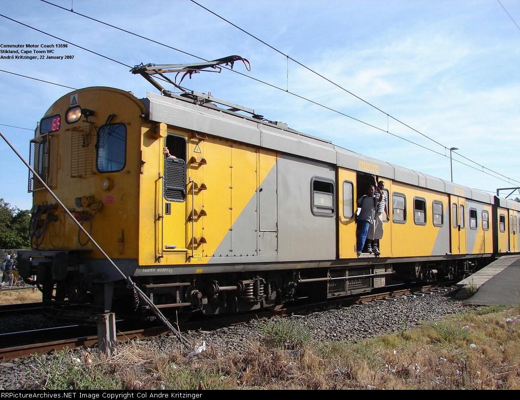 SAR Class 5M Motor Coach (Type 5 L)