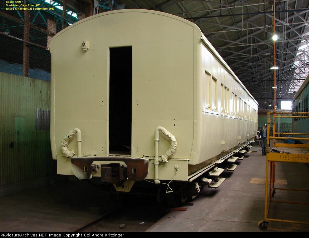 SAR Steel Coach (Side B)
