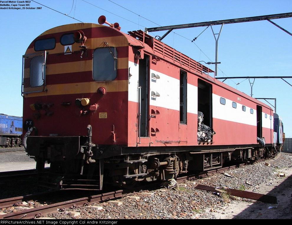 SAR Class 5M Parcel Coach (Type 4 L)