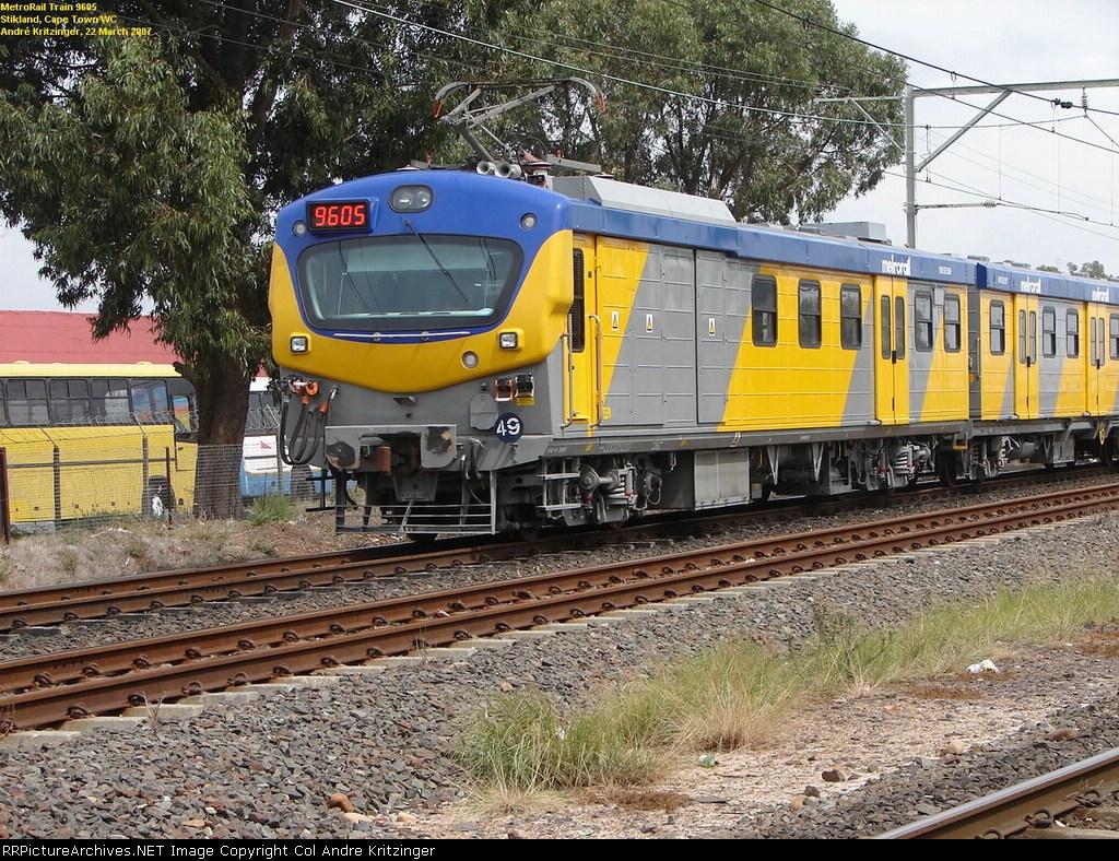 SAR Class 10M Motor Coach (Type 3 L)