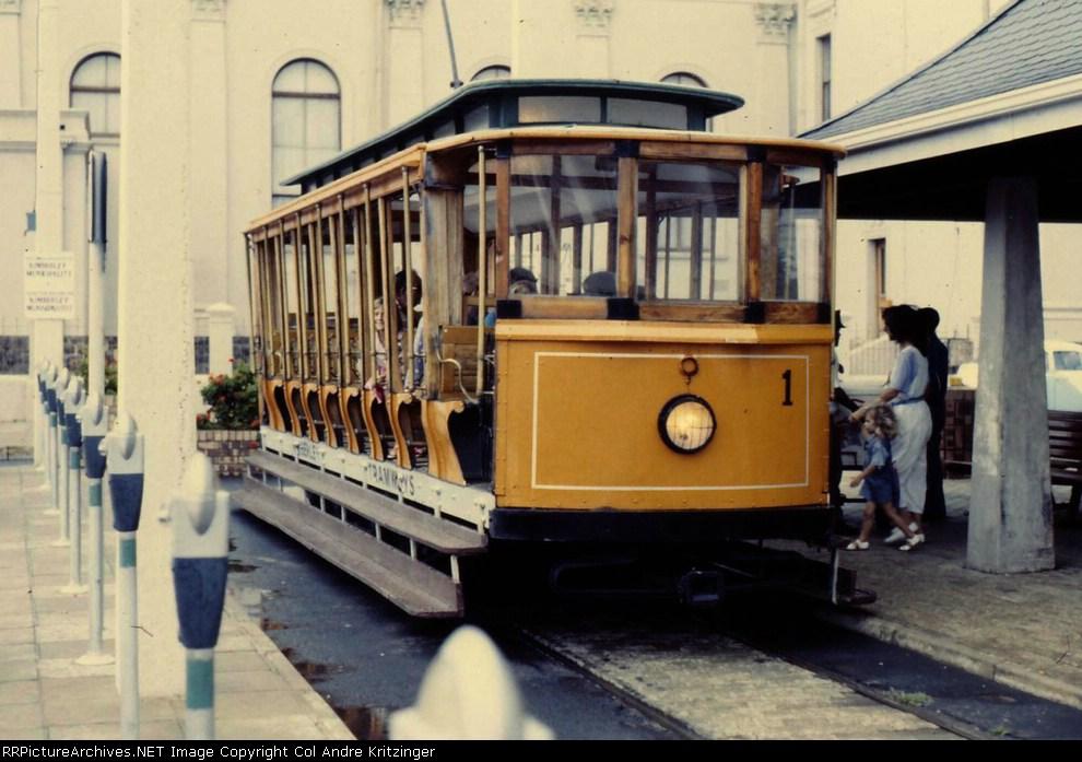 Kimberley's Tram No 1