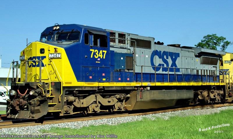 CSX 7347