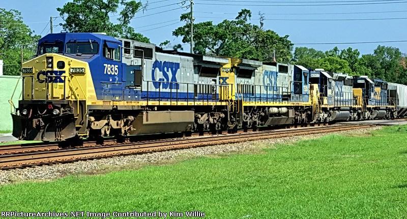 CSX 7835