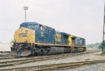 CSX 591 and 335