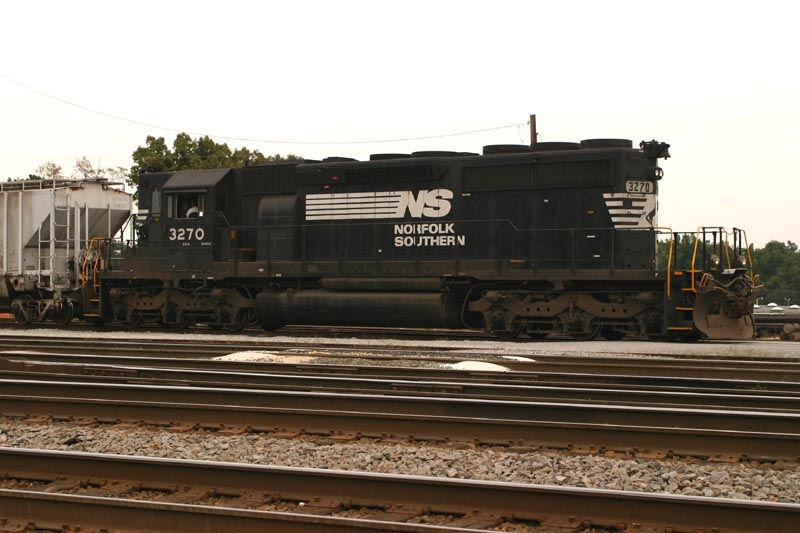 NS 3270 Caught Switching