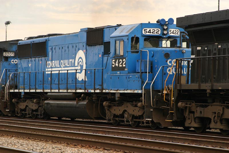 NS 5422 Complete With Matching Blue Horn Covers