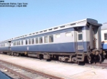 SAR Steel Sleeper Coach (1st Class, Type 1, Side A)