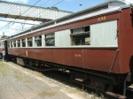 SAR Sheathed Dining Car (Type 2, Side B)