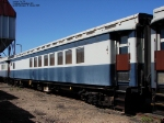 SAR Steel Lounge Car (Side A)