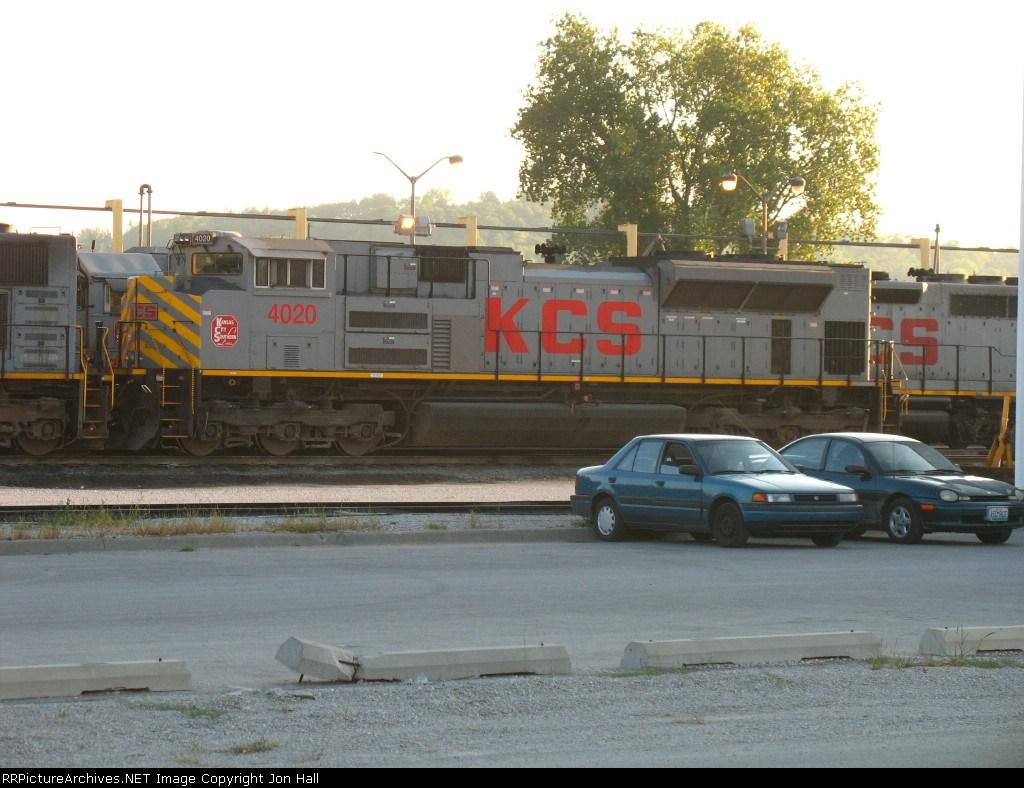 KCS 4020