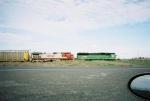 BNSF 9272 & 789
