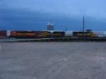 BNSF 6893, 6757 & 6720