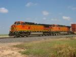 BNSF 848 & 5115
