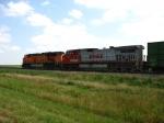 BNSF 766 & 7733