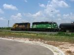 BNSF 3162 & 6883
