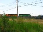 BNSF 2245 & 3132