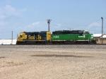 BNSF 1599 & 2237