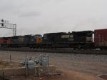 NS 9627 & CSX 716