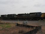 CSX 9001 & NS 9665