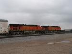 BNSF 7702 & 4937