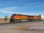 BNSF 4950 & 4678