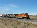 BNSF 4965 leading CSX 8419 & 8739