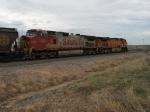 BNSF 639 & 4058