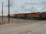 BNSF 4112 & 4873