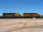 BNSF 3203 & 2248
