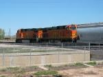 BNSF 5478 & 5260