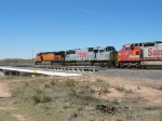 TFM 1613 between BNSF 4884 & 942