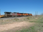 BNSF 746, 1116 & 5193