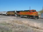 BNSF 4546 & UP 4738