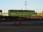 BNSF 7020