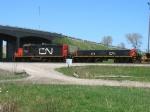 CN 7245 & 249