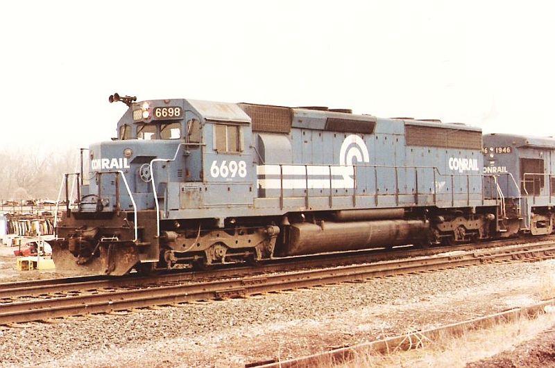 SD 45-2 6698