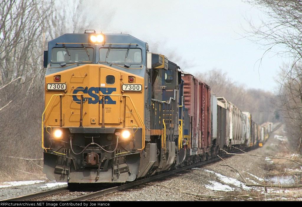 CSX B75311