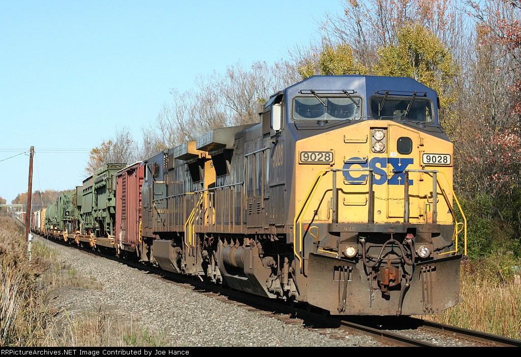 CSX B75301