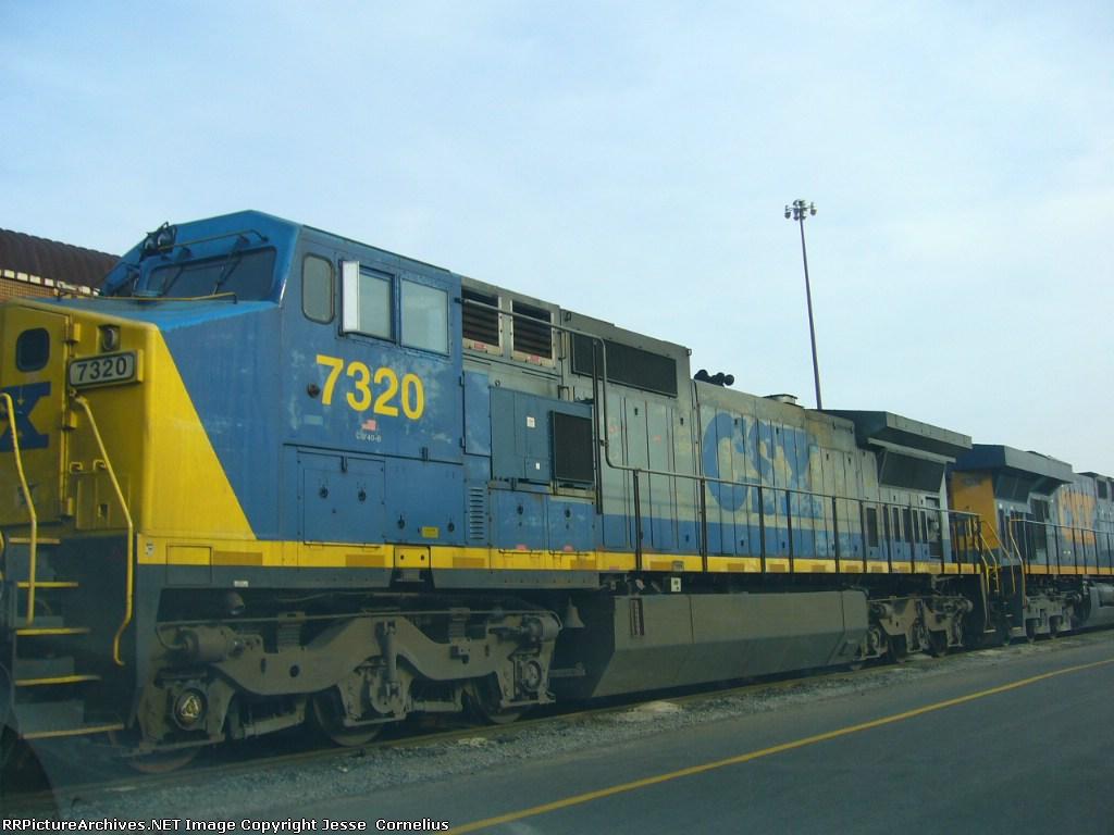 CSX 7320