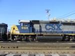 CSX 6124