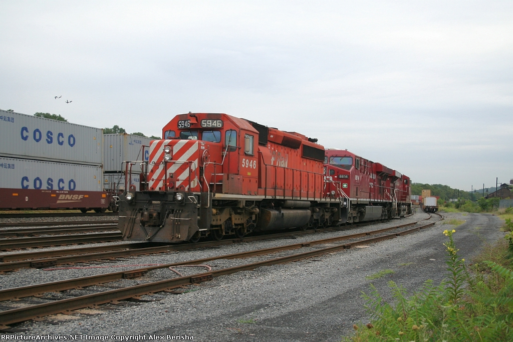 CP 5946 39Z PWR