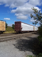 Moving More Rolling Stock