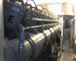 P42 Engine Room